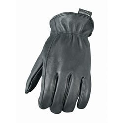Lined Leather Motorcycle Gloves 3685297