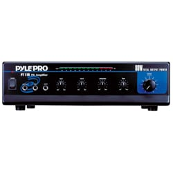 PylePro AC/ DC Microphone PA Amplifier