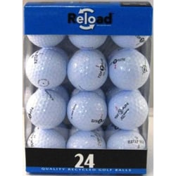 Topflite Recycled Golf Balls - Pack of 48