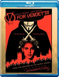 V for Vendetta (Blu-ray Disc) 3720369