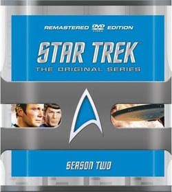 Star Trek: The Original Series: Season Two Remastered (DVD) 3754324