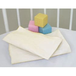 Ecru Sheets for Oval Elite Bassinets (Set of 2)