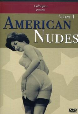 American Nudes Volume 2 (DVD) 3778929