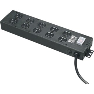 Tripp Lite UL800CB-15 10-Outlet 120 V AC Power Strip