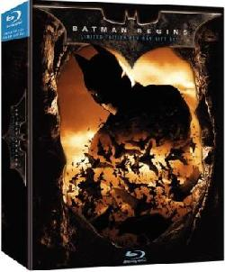 Batman Begins Gift Set (Blu-ray Disc) 3782219