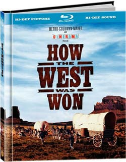 How The West Was Won: Special Edition DigiBook (Blu-ray Disc) 3782220