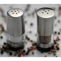 Gemini Mini Salt and Pepper Set