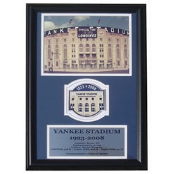 Yankee Stadium Custom Framed Print