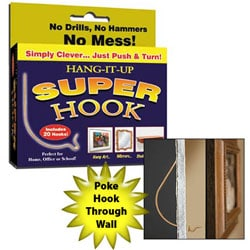 Hang-it-up Super Hooks (Set of 60) 3796789