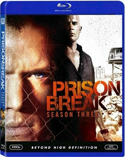 Prison Break: Season 3 (Blu-ray Disc) 3801425