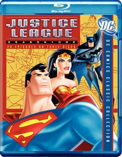 Justice League of America: Season 1 (Blu-ray Disc) 3801426
