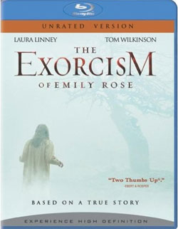 The Exorcism of Emily Rose (Blu-ray Disc) 3809578
