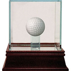 Glass Golf Ball Display Case 3814554