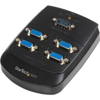 StarTech.com 4 Port VGA Video Splitter - Wall Mountable