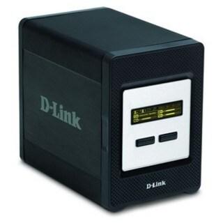 D-Link DNS-343 Network Storage Server