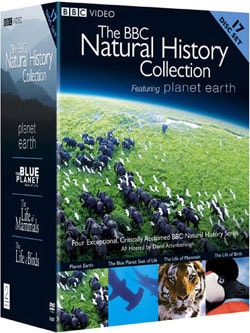 The BBC Natural History Collection (DVD) 3822640