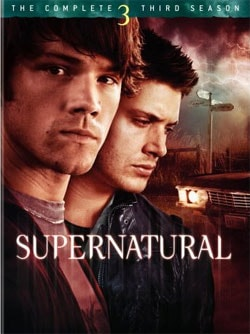 Supernatural: The Complete Third Season (DVD) 3833204