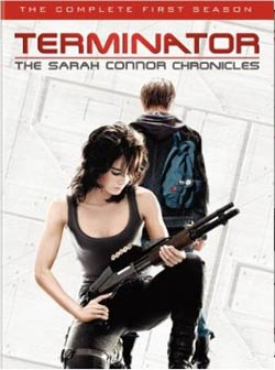 Terminator: The Sarah Connor Chronicles Complete First Season (DVD) 3833206
