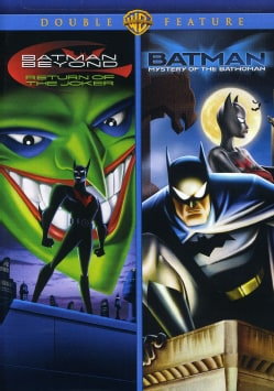 Batman Beyond: The Return of the Joker/Batman: Mystery of the Batwoman Double Feature (DVD) 3833210