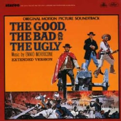 GOOD THE BAD & THE UGLY - SOUNDTRACK 3838440