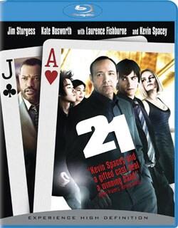 21 (Blu-ray Disc) 3839797