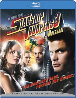 Starship Troopers 3: Marauder (Blu-ray Disc) 3839799