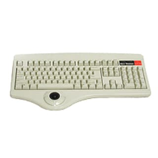 Keytronic TRACKBALL-U1 Keyboard
