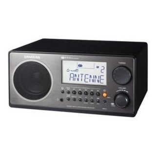 Sangean WR-2 Digital AM/FM Table Top Radio
