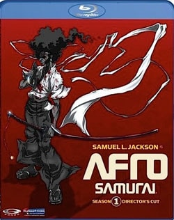Afro Samurai Season One (Blu-ray Disc) 3865895