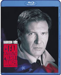 Clear and Present Danger (Blu-ray Disc) 3865897