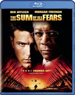 The Sum of All Fears (Blu-ray Disc) 3865900