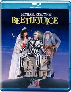 Beetlejuice Deluxe Edition (Blu-ray Disc) 3874254