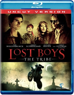 Lost Boys: The Tribe (Uncut) (Blu-ray Disc) 3877716