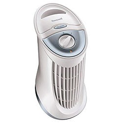 Honeywell QuietClean HFD-010 Compact Tower Air Purifier 3886920