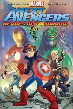 Next Avengers: Heroes of Tomorrow (DVD) 3897847