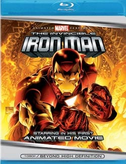 The Invincible Iron Man (Blu-ray Disc) 3897907