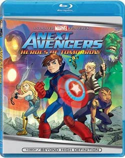 Next Avengers: Heroes of Tomorrow (Blu-ray Disc) 3897908