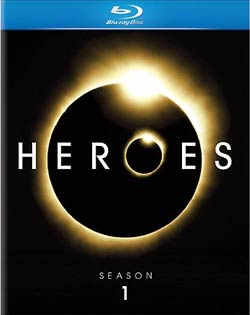 Heroes: Season 1 (Blu-ray Disc) 3907785