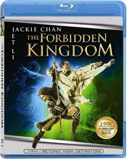 The Forbidden Kingdom Special Edition (Blu-ray Disc) 3914182