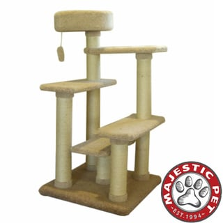 Kitty Cat 48-inch Jungle Gym Cat Tree