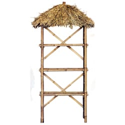 Bamboo 3-tier Thatched Shelf (Vietnam)