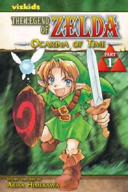 The Legend of Zelda 1: Ocarina of Time (Paperback) 3937509