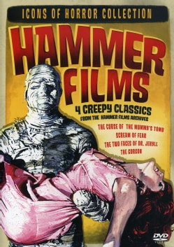 Icons of Horror: Hammer Films Double Feature (DVD) 3949431