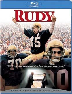 Rudy (Blu-ray Disc) 3949437