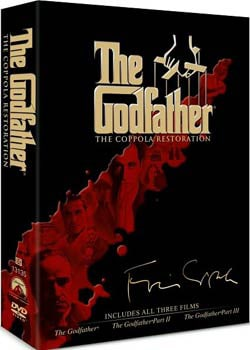 The Godfather Collection The Coppola Restoration Edition (DVD) 3955176