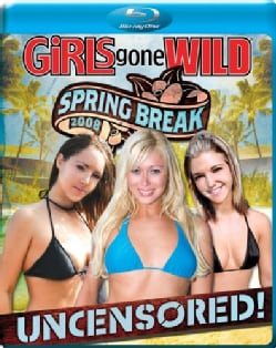 Girls Gone Wild: Spring Break (Blu-ray Disc) 3962527