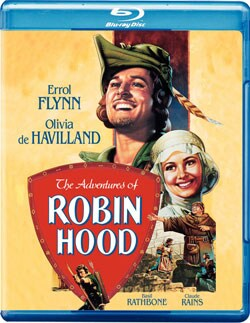 The Adventures of Robin Hood (Blu-ray Disc) 3962532