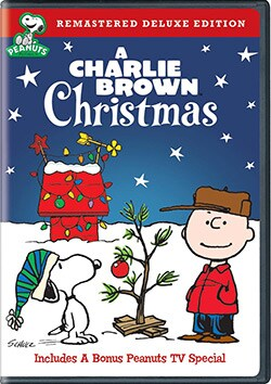 A Charlie Brown Christmas (Deluxe Edition) (DVD) 3971784