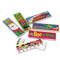 Celebrate Reading Variety Bookmark Combo (Pack of 216)