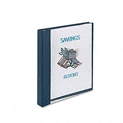 Avery Blue See-Thru 1-Inch Presentation Binder